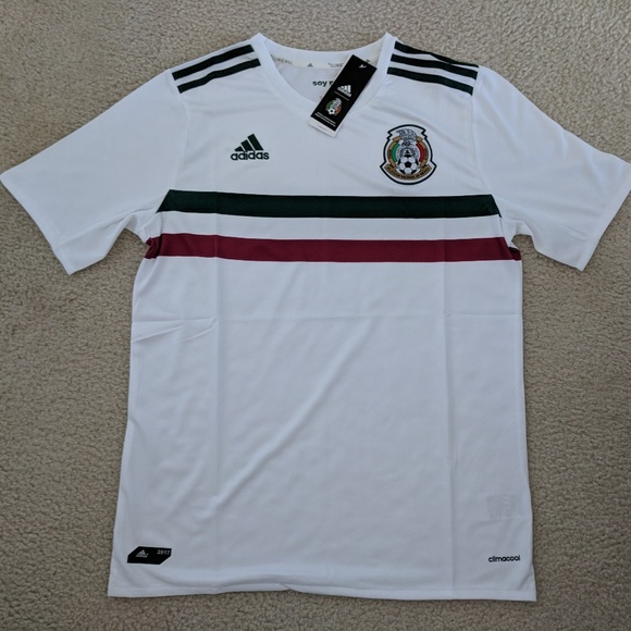 Mexico World Adidas Away Jersey Nwt Cup 2018 OuTwXiPkZ